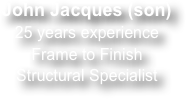John Jacques (son)
